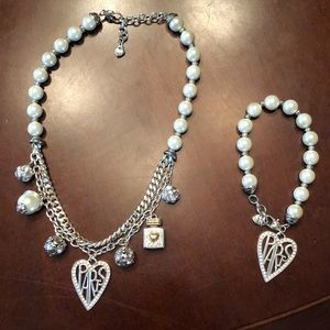 Brighton necklace and Bracelet